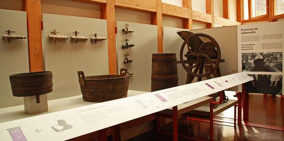 Museo del vino de Santiso