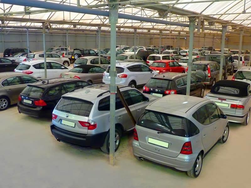 parking aeropuerto alicante